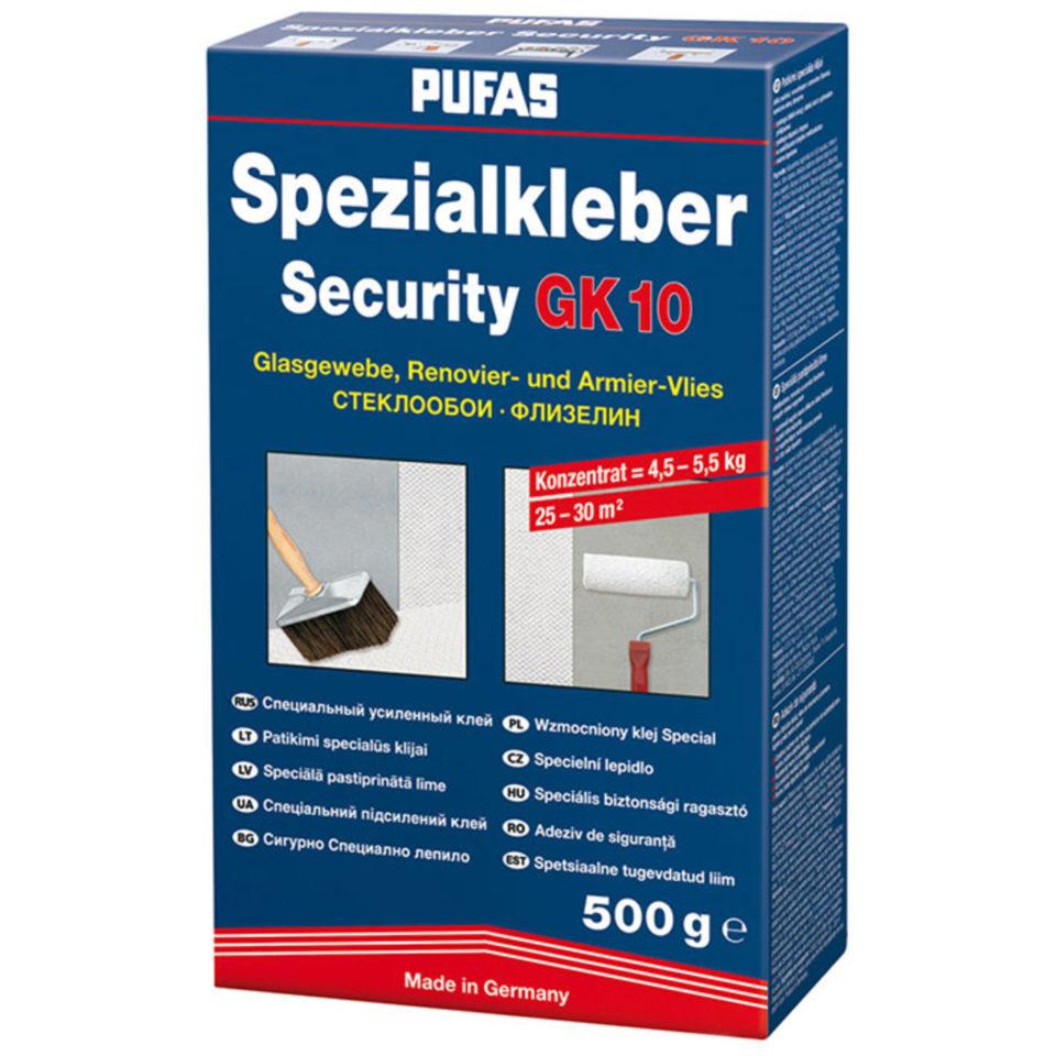 Клей Pufas Security GK10  0,5 кг